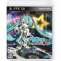 Hatsune Miku Project Diva F Juego Digital Ps3