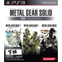 Metal Gear Solid Hd Collection Ps3 Juegos Ps3 Delivery