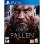 Lord Of The Fallen Ps4 Nuevo Sellado Delivery Stock Ya