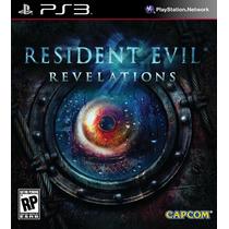 Pack Resident Evil Revelations 1y2 (edicion Digital Ps3)