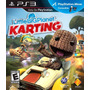 Little Big Planet Karting Ps3 Juego Digital En Manvicio!!!