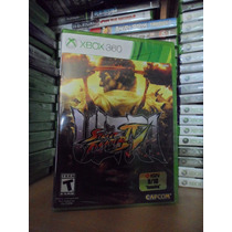 Ultra Street Fighter Iv - Nuevo Y Sellado - Xbox 360