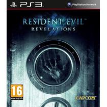 Resident Evil® Revelations (ps3)