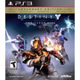 Destiny Taken King Juego Digital Ps3