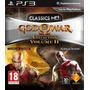 God Of War Collection 2 Ps3 Español Juegos Ps3 Delivery