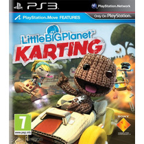 Little Big Planet Karting Ps3 Español Juegos Ps3 Delivery