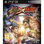 Street Fighter X Tekken Ps3 Español Juegos Ps3 Delivery