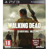 The Walking Dead Survival Instinct Juegos Ps3
