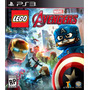 Lego Marvel Avengers Juego Digital Ps3 En Manvicio Store!!!