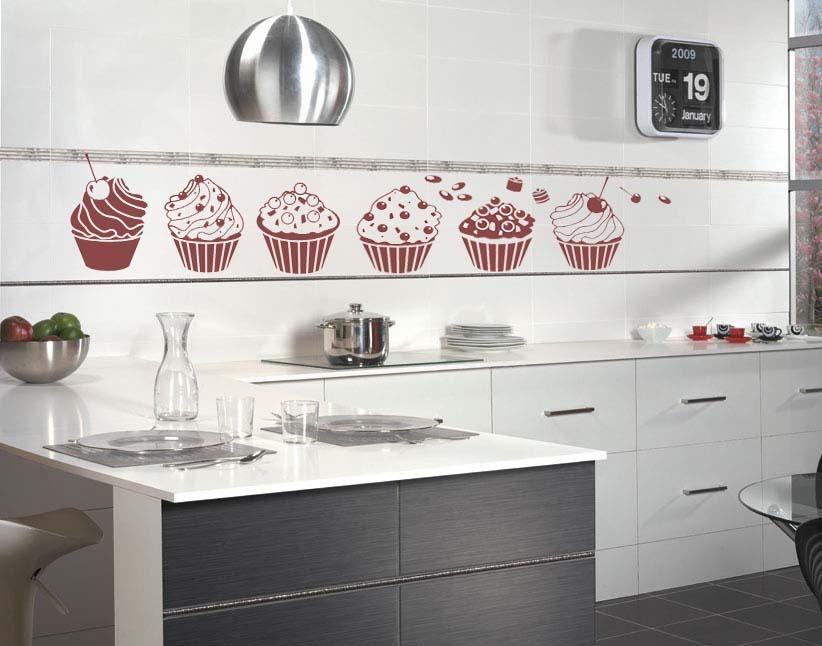Top vinilos decorativos para cocinas images for pinterest - Vinilos para cocina ...