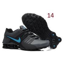 Nuevo Modelo Zapatillas Nike Shox Current Ocación