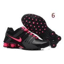 Zapatillas Nike Shox Current Ocación Nuevo Modelo