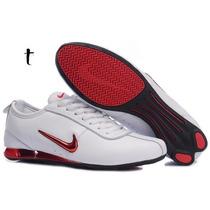 En Stock Zaptillas Nike Shox R2 Diseño Elegante