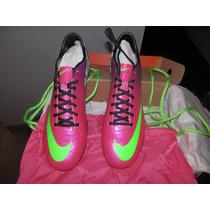 Chimpunes Nike Mercurial Vapor Ix Sg Pro Football Fireberry