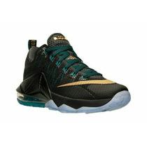 Zapatillas Nike Modelo Lebron Xii Low Nike-usa Talla 9.5us