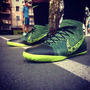 Zapatillas Nike Mercurial Elastico Tf, 100 % Original