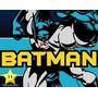 2x1 Kit Imprimible Batman Diseñá Tarjetas, Cumples Y Mas | ONLINEMANUALES PE