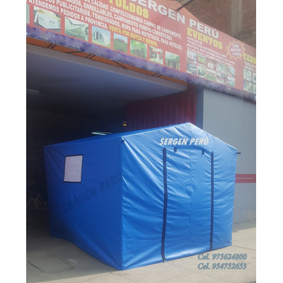 Carpas campamentos entrega inmediata sergen per s for Carpas 4x4 precios