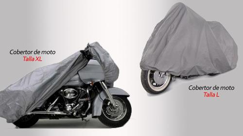 60f89cc925e Cobertor Para Motos Honda - Yamaha - Pulsar en venta en Barranco ...