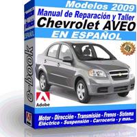 Manual de Reparacion Taller Chevrolet Aveo 2009