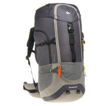 3426457ec Comprar ® Mochila Trekking Quechua Forclaz 70 Litros Gris