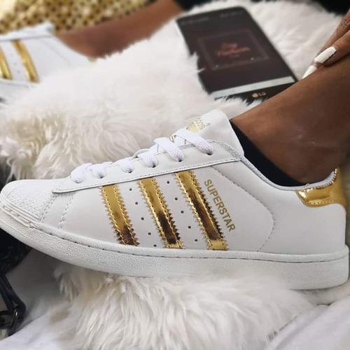 1bb73d60b41 Zapatilla adidas Superstar Tallas Hombre Mujer en venta en ...
