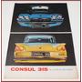 Dante42 Publicidad Antigua Retro Auto Ford Consul 1961 | DANTE42