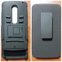 62374d1b957 Carcasa Moto X Play Xplay Motorola X3 Moto G3 Case + Gancho