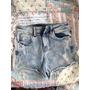 Short Jean Alto Cintura Mujer   FPERU95