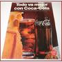 Dante42 Publicidad Antigua Retro Gaseosa Coca Cola 1969 | DANTE42