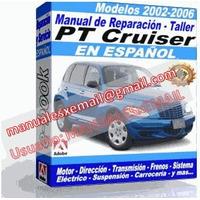 Manual de Reparacion Taller Chrysler Pt Cruiser 2002 2003 2004 2005