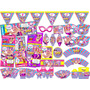 Kit Imprimible Barbie Super Princesa Candy Bar Fiesta 2x1 | ANTONIOJOSEMELENDEZMACIAS