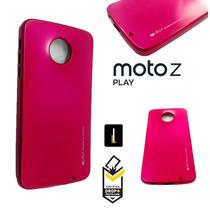 c1fbbff48d7 Comprar Funda Ijelly Metalizada Goospery Motorola Moto Z Play Case