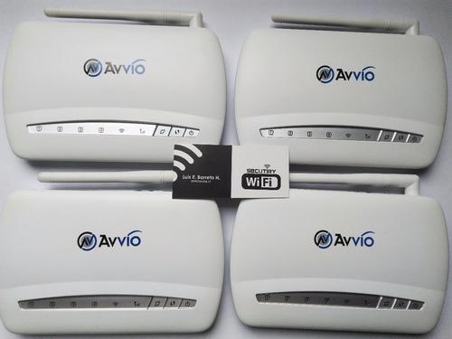 Router 3g Avvio Wifi Claro + Telefono Fijo en venta en Lima Lima por
