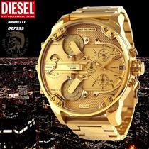 4caaeb65884f Comprar Reloj Diesel Dz7399 Mr. Daddy - 100% Nuevo Y Original Caja