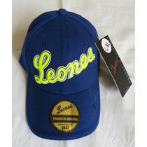 Comprar Gorras Leones Del Caracas 100% Originales Beisbol Venezuela 654ce8fd43c