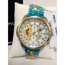 37047017526d Reloj Casio Edifice Ef-558sg-7av - 100% Nuevo Y Original. S . 319 ...