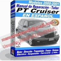 Manual de Reparacion Taller Chrysler Pt Cruiser 2000-2001